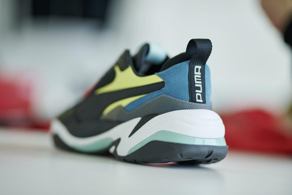 PUMA Logo auf einem Sneaker (Foto Credit Ralf Rödel-PUMA)